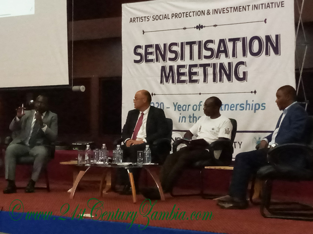 NAC Sensitization session 2020