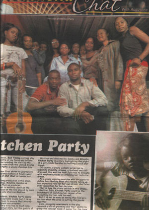 'The Kitchcen Party'-he Post 2006