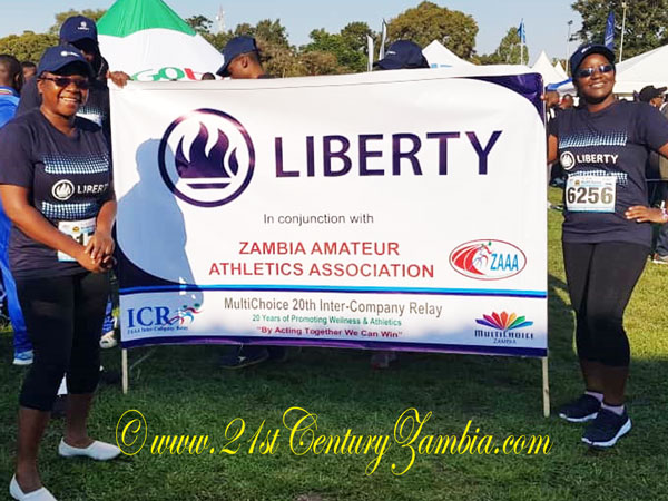 Liberty Marching banner ICR 2018